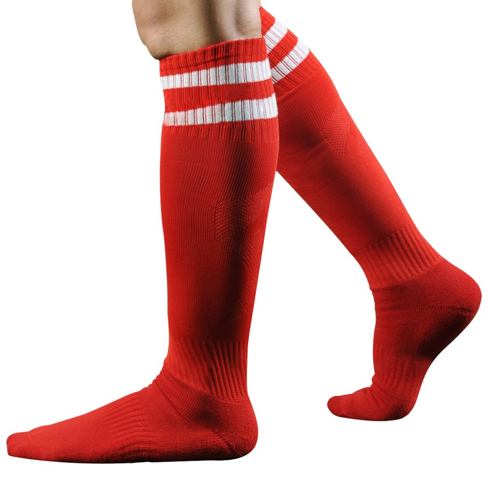 Fashion Story Men Sport Thick Ventilate Absorbent Long Towel Sock Stocking Hosiery