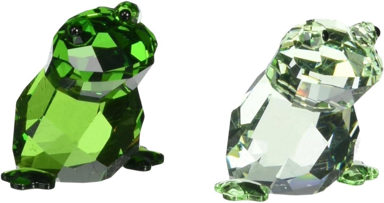 Swarovski In Love Frogs Angelo Angelina Figurine – 5136524