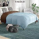 Home Elements Reversible Down Alternative Comforter, Full/Queen Size