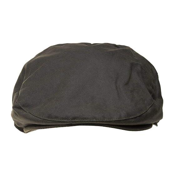 CAP BARBOUR WAX SYLKOIL - 7 5 8 df119cf0c5d5