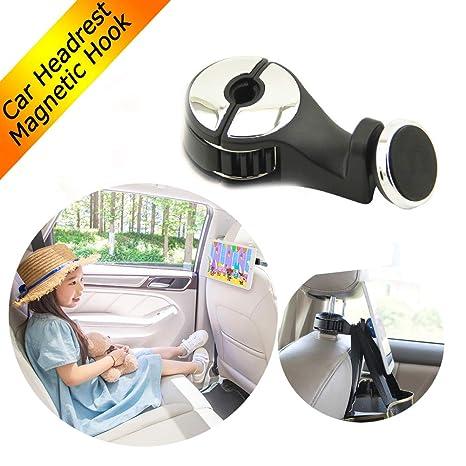 Amazon.com: AsWant - Ganchos para reposacabezas de coche ...