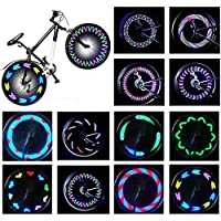 Rottay Waterproof RGB Ultra Bright Spoke Lights