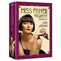 Miss Fisher Enquête - Saisons 1 à 3