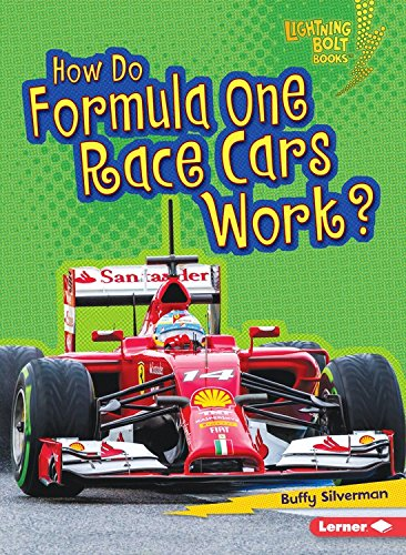 How Do Formula One Race Cars Work? (Lightning Bolt Books How Vehicles Work) (Bolt Formula)