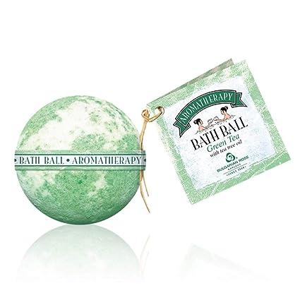 Aromatherapy Bomba de baño Te Verde 130 g