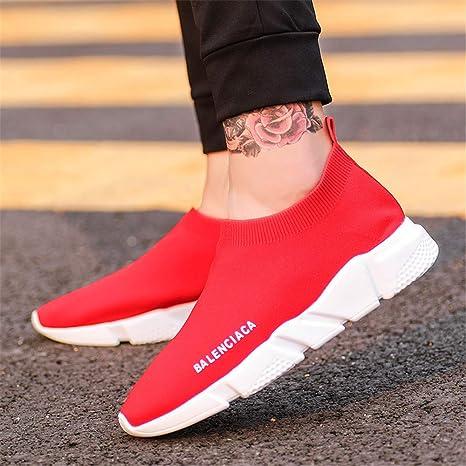 Zapatos De Los Deportes, Calcetines De Los Deportes, Tendencia, Zapatos De Las Mujeres Respirables: Amazon.es: Deportes y aire libre