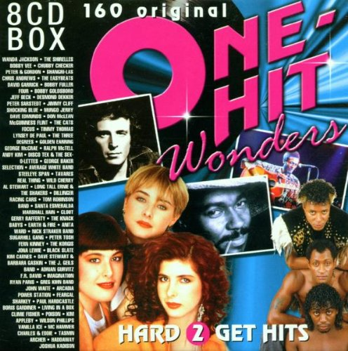 One Hit Wonders: Hard 2 Get Hits by Msi Music/Super D