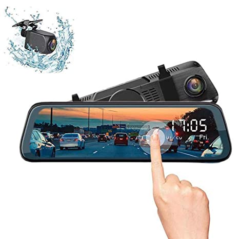 DINGDA Grabadora Full HD Car Cámara Táctil Pantalla ...