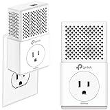 TP-Link AV1000 Powerline Ethernet Adapter - Gigabit Port, Plug&Play, Power Saving Mode, Noise Filtering, Extra Power…