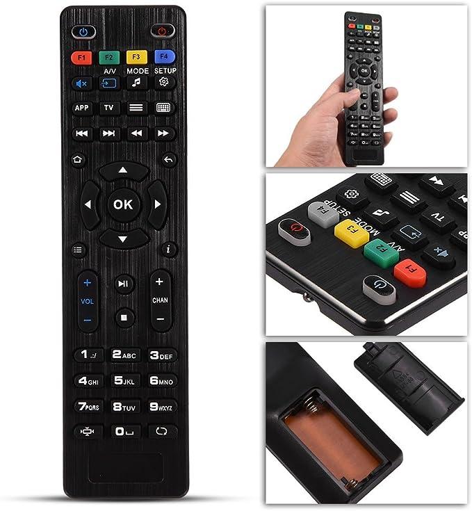 Mavis Laven Fernbedienung Für Tv Box Controller Ersatz Elektronik