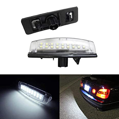 How to change license plate light 2005 impala