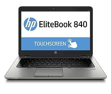 Amazon com: HP EliteBook 840 G2 14in FHD TouchScreen Business Laptop
