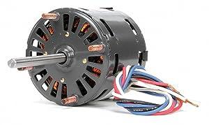 Dayton 4YU32 Motor, Sh Pole, 1/30 hp, 1550, 115V, Open