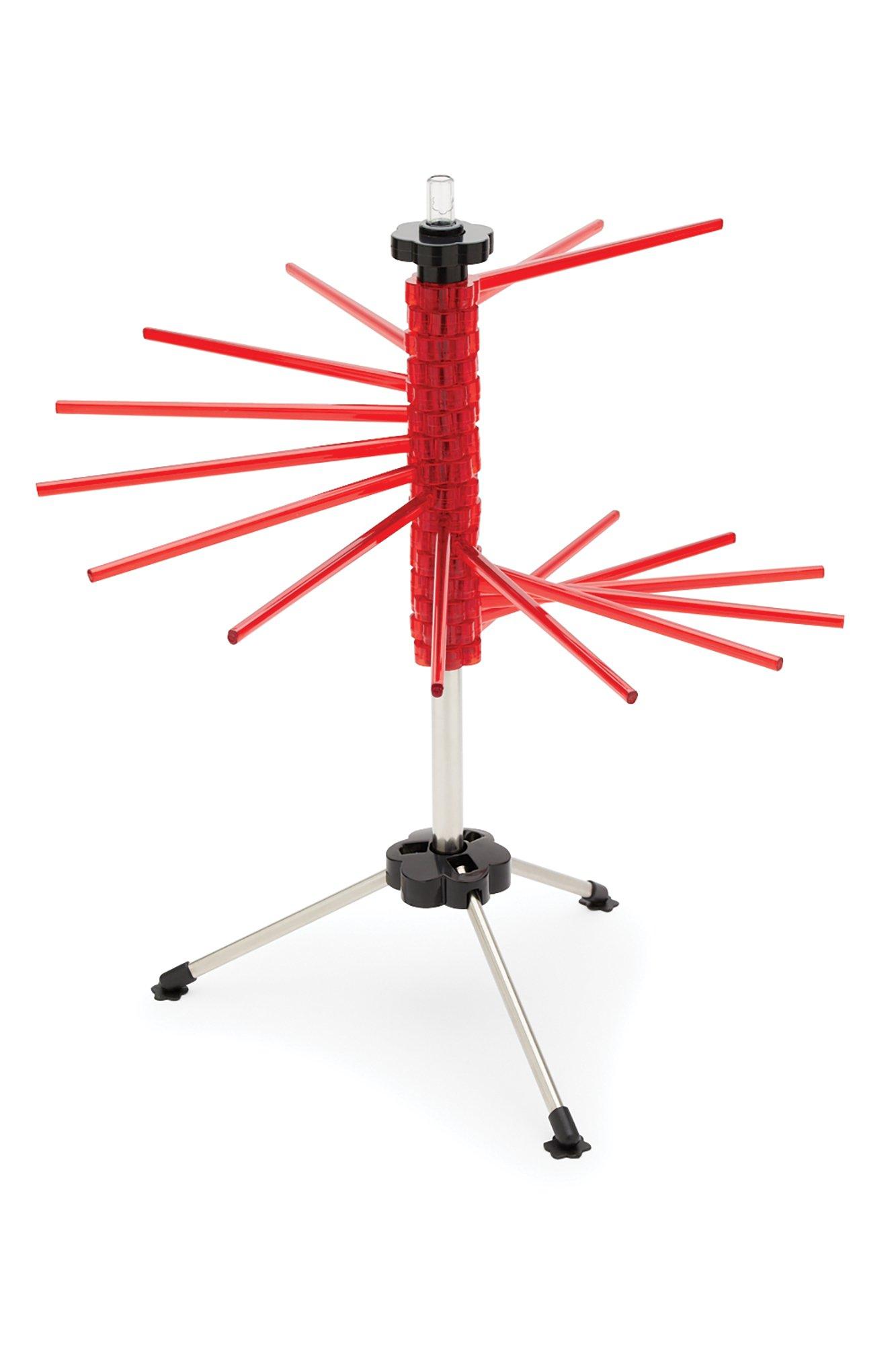 Fox Run 11654 Pasta Drying Rack, 18.5'', Red