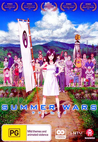 Summer Wars [NON-USA Format / PAL / Region 4 Import - Australia]