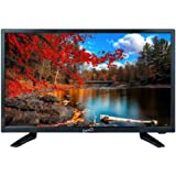 SuperSonic 1080p LED Widescreen HDTV with HDMI Input, USB input,  AC/DC Compatible 24-Inch
