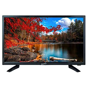 best 12v tv for rv