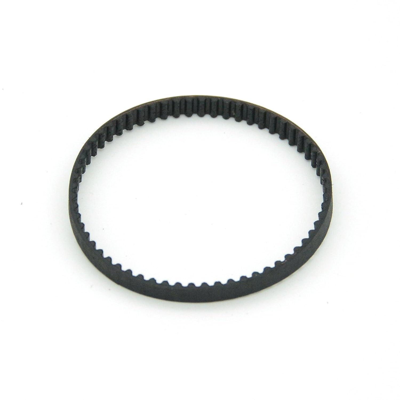 RobotDigg 128-2gt-3.5 Endless GT2 Belt 128mm Length 64 Teeth 2GT Synchronous Belt 2mm Pitch 3.5mm Width GT2 Closed Loop Timing Belt Pack of 10pcs