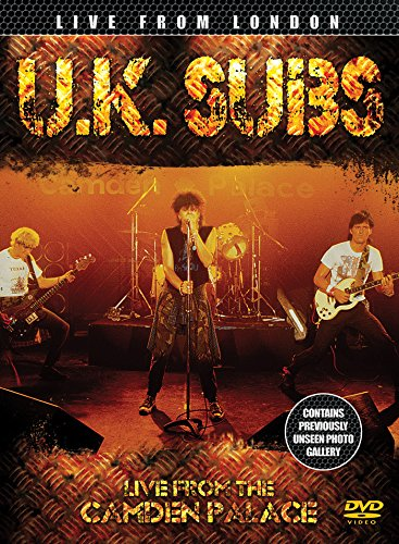 DVD : U.K. Subs - Live From London (DVD)