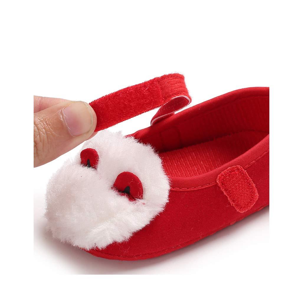 CQHY MALL Unisex Baby Soft Anti-Slip Shoes Cartoon Slippers Newborn Toddler Infant Walkers