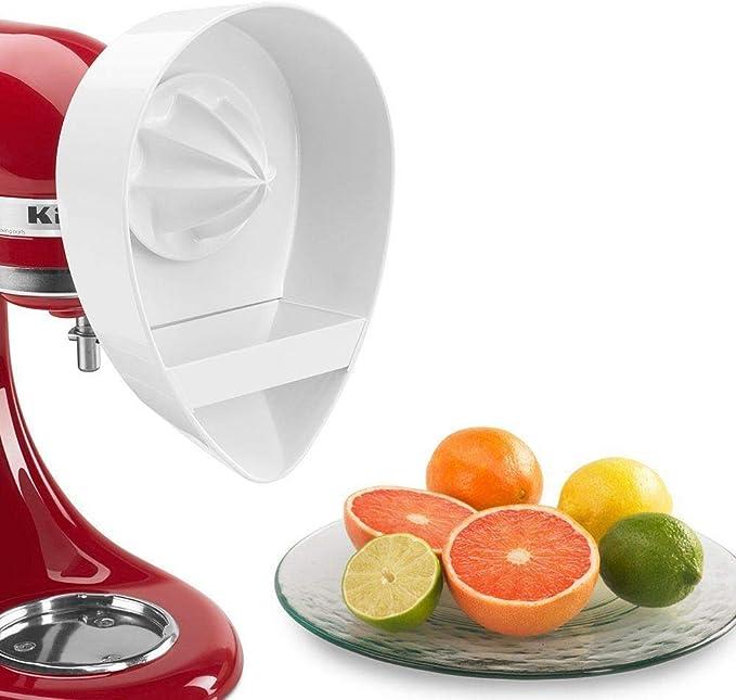 Aikeec Extractor de zumo de cítricos accesorio para batidora KitchenAid JE: Amazon.es: Hogar