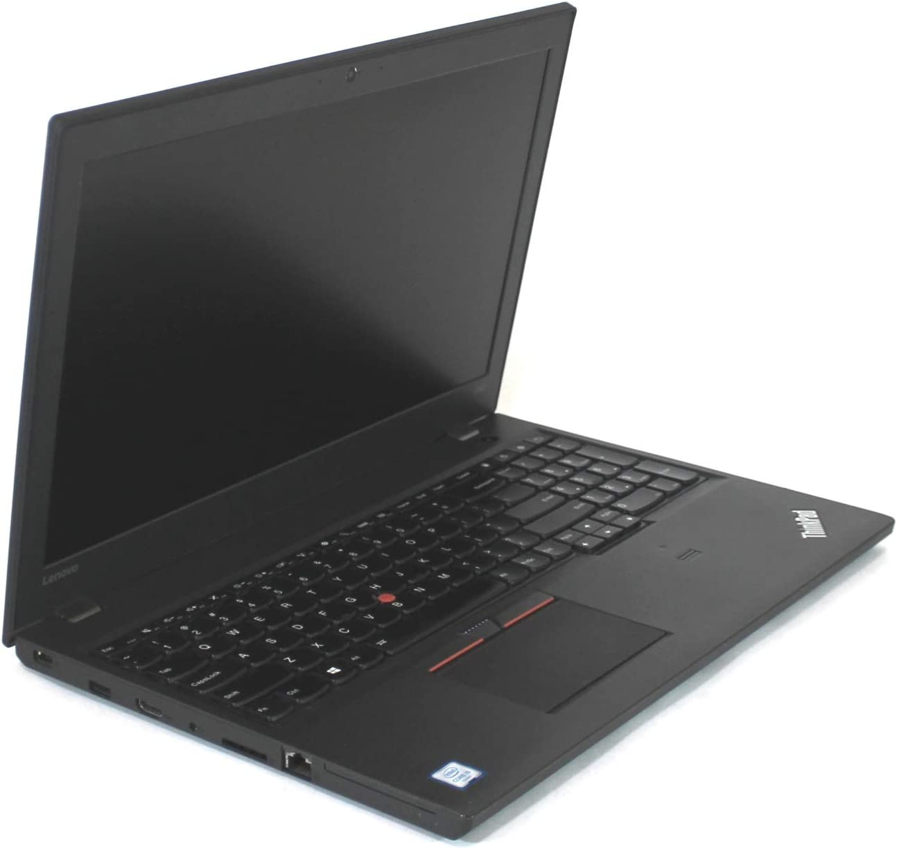 "Lenovo ThinkPad T560 Notebook Laptop 15.6"" FHD Display / Intel Core i5-6300U 2.4Ghz / 8GB RAM / 256GB SSD / Windows 10 Pro / Black (Renewed)"