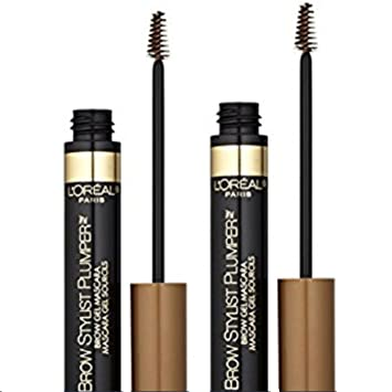 48a7fcb407d Image Unavailable. Image not available for. Color: L'Oréal Paris Brow  Stylist Brow Plumper ...
