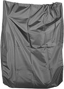 Bliss Hammocks Bliss Gravity Free Recliner Furniture Cover, One Size, Black