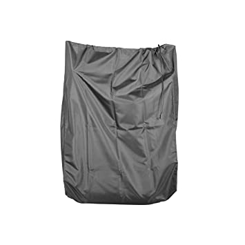 Beau Bliss Hammocks Bliss Gravity Free Recliner Furniture Cover, One Size, Black