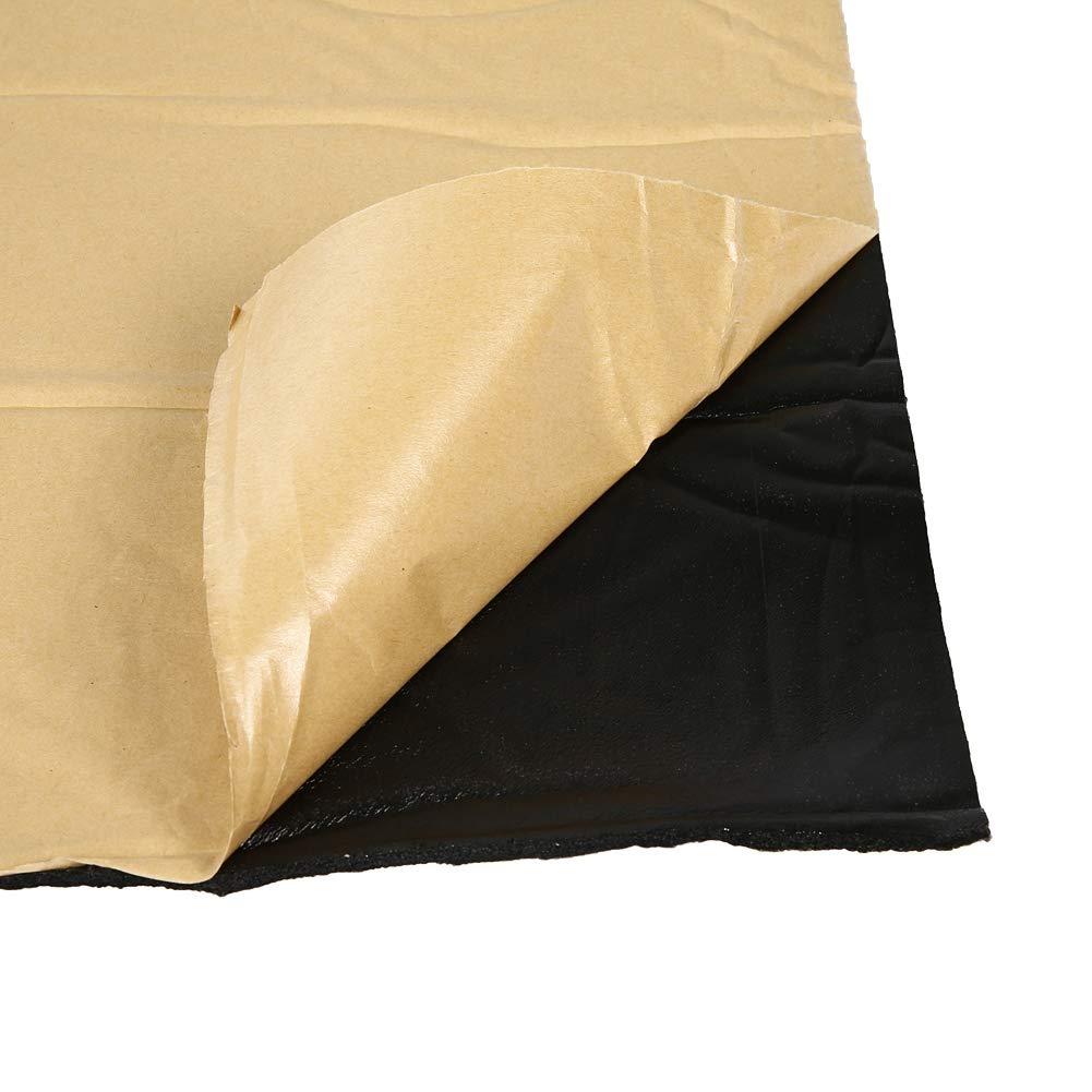 Duokon Automotive Sound Deadener 60/×40inch 5mm Car Sound Proofing Foam Deadening Vehicle Heat Insulation Mat Waterproof