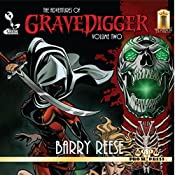 The Adventures of Gravedigger, Book 2 | Barry Reese