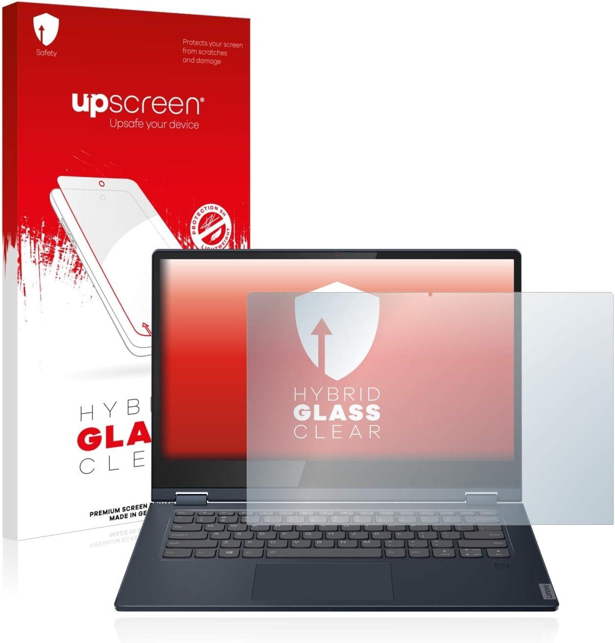 9H Dureza Pantalla Inferior upscreen Protector Pantalla Cristal Templado Compatible con Apple MacBook Pro 13 Hybrid Glass