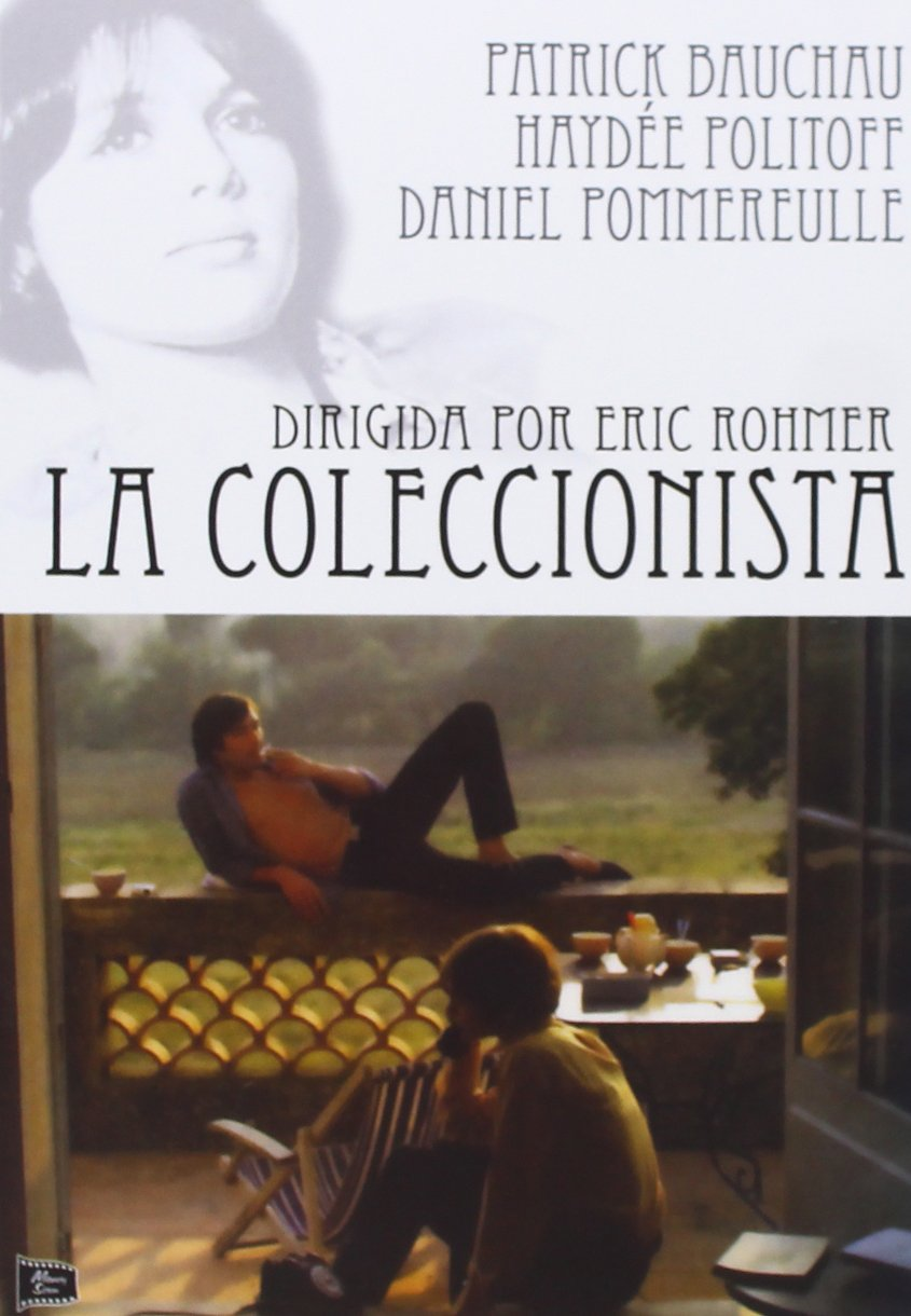 Amazon.com: La Coleccionista (La Collectionneuse) Eric Rohmer ...