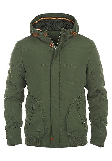 BLEND Poly - Giacca invernale da Uomo  Amazon.it  Abbigliamento 8a7b5794849