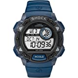 Timex Hommes expédition base choc bleu TW4B07400