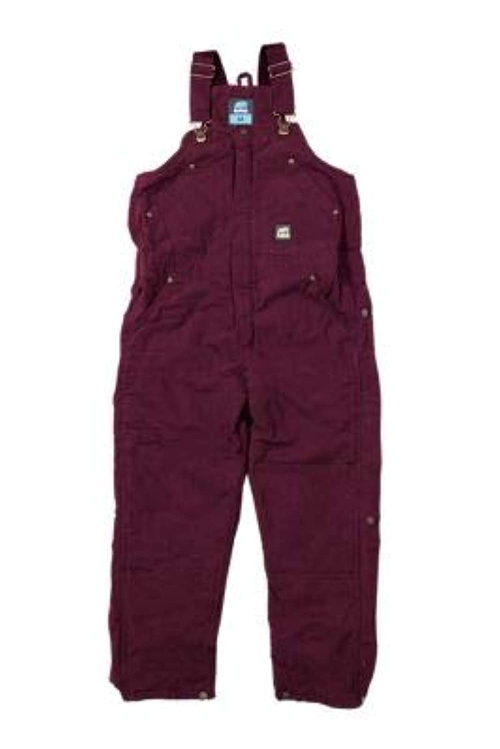Berne Youth Washed Insulated Bib Overall & Bandana Bundle