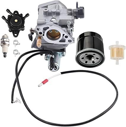 Amazon.com : Mannial GX620 GX610 Carburetor for Honda GX610 18HP GX620 20HP  V-Twin Engines with Fuel Pump Oil Filter Fuel Filter Replace 16100-ZJ0-871  16100-ZJ1-872 16100-ZJ1-872 : Garden & Outdoor | Gx610 Fuel Filter |  | Amazon.com