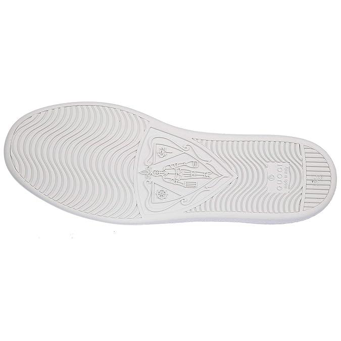 4cf1cde5088 Amazon.com  Gucci Women s Shoes Trainers Sneakers Fabric gg Supreme mirò  Soft Brown  Shoes