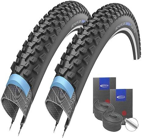 Schwalbe Marathon Plus MTB Reflex - Juego de 2 neumáticos ...