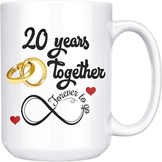 9th Wedding Anniversary For Him And Her, 9th Anniversarys For Her Him,  9th Anniversary Mug For Husband & Wife, 9 Years Together, Married 9  Years,