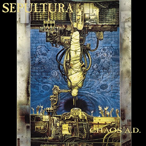 Sepultura - Chaos A.D. - Expanded Edition - 2CD - FLAC - 2017 - BOCKSCAR Download
