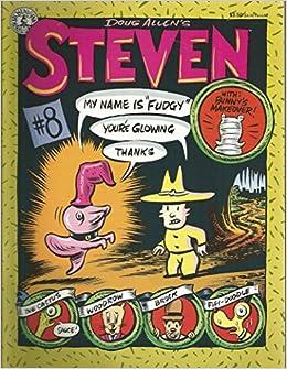 Steven # 8 (Kitchen Sink Comics): Amazon.com: Books