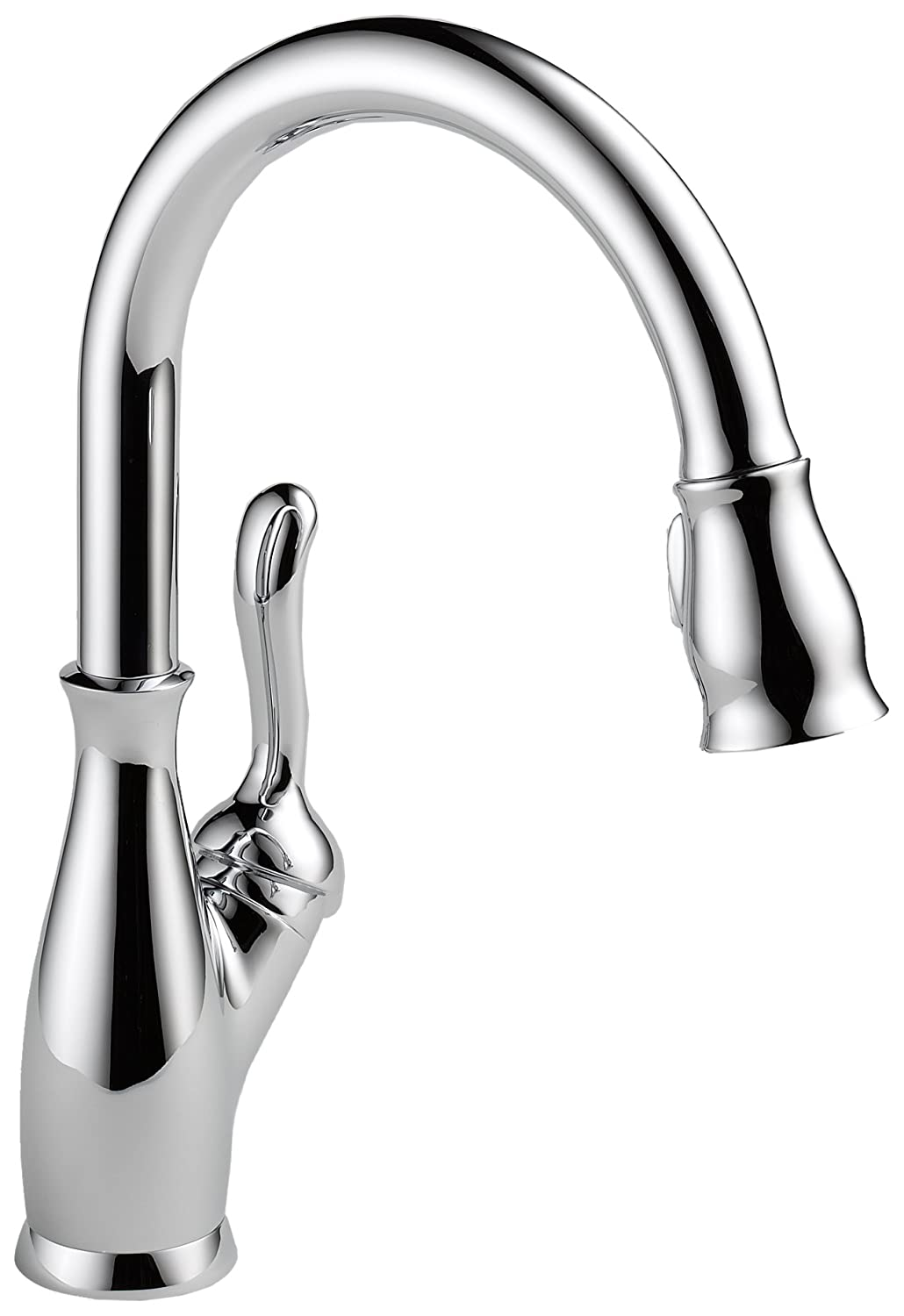 Delta Faucet 9178DST Leland Single Handle PullDown Kitchen