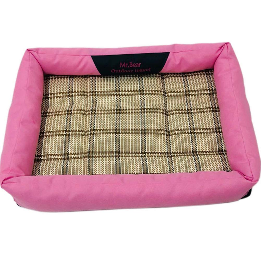 Pet Bed Mat Orthopedic Luxe Lounger Pet Bed for Dogs & Cats