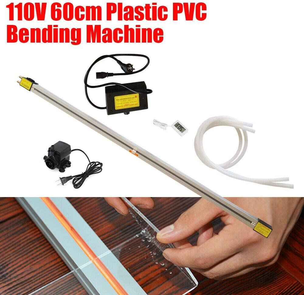 Heater Bender,PVC Plastic Bending Machine Heater Hot Heating Bender Acrylic 24inch 600mm 110V