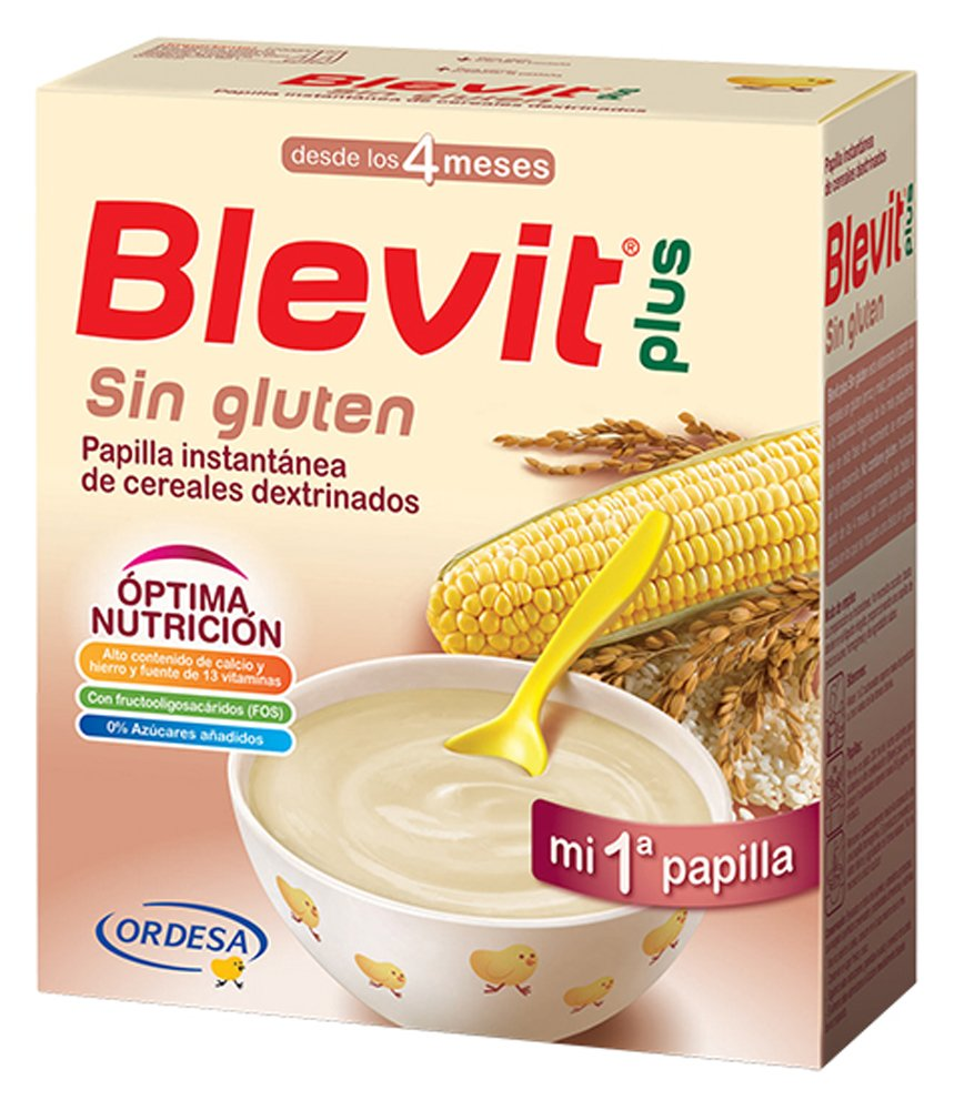 Amazon.com : PLUS BLEVIT GLUTEN BIFIDUS 700 by CSTLL : Grocery & Gourmet Food