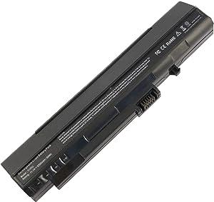 Laptop Battery for Acer Aspire One A110 A150 AOA110 AOA150 ZG5 Series UM08A71 UM08A72 UM08A73 UM08A74 UM08B71 UM08B72 UM08B73 UM08B74 LC.BTP00.017 LC.BTP00.018 (6 Cells 11.1V 5200mAh)