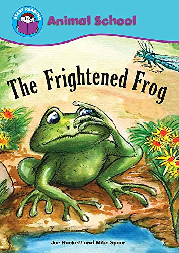 Frightened Frog