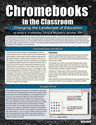 Chromebooks(TM) in the Classroom: Changing the Landscape of Education