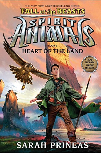 Beast Heart (Heart of the Land (Spirit Animals: Fall of the Beasts, Book 5))